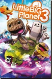 Little Big Planet 3 - Cover Stretched Canvas Print