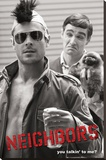 Neighbors (Zac Efron) Stretched Canvas Print