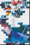 Pink Floyd- The Wall - Şasili Gerilmiş Tuvale Reprodüksiyon