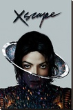 Michael Jackson - Xscape Stretched Canvas Print