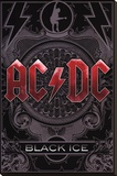 AC/DC Stretched Canvas Print