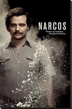 Narcos- Blow Business Stretched Canvas Print