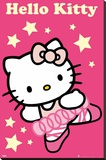 Hello Kitty - Dancer Stretched Canvas Print