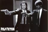 Pulp Fiction Reprodukce na plátně