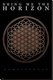 Bring me The Horizon (Sempiternal) Stretched Canvas Print