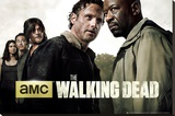 The Walking Dead Season 6 Stretched Canvas Print