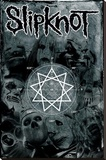 Slipknot (Pentagram) Stretched Canvas Print