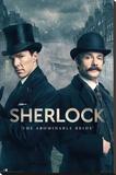 Sherlock- The Abominal Bride Lærredstryk på blindramme
