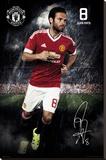 Manchester United- Mata 15/16 - Şasili Gerilmiş Tuvale Reprodüksiyon