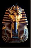 Tutenkhamun, 18th Dynasty Lærredstryk på blindramme