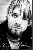 Kurt Cobain Signature Stretched Canvas Print