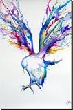 Achilles Kunstdruk op gespannen doek van Marc Allante