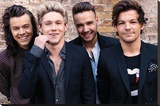 One Direction- Wall Flare Reproduction sur toile tendue