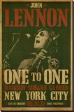 John Lennon Stretched Canvas Print