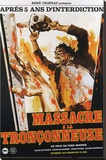 Texas Chainsaw Massacre French Stretched Canvas Print