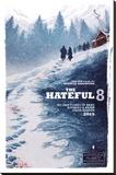 The Hateful 8- Damn Good Reason Reproduction sur toile tendue