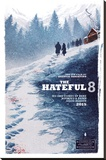 The Hateful 8- Damn Good Reason Trykk på strukket lerret
