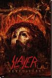 Slayer Repentless Lærredstryk på blindramme