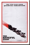 The Hateful 8- Teaser Reproduction sur toile tendue