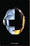 Daft Punk (Helmet) Reproduction sur toile tendue