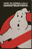 Ghostbusters (Logo) Stretched Canvas Print