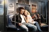 Subway Ride - Şasili Gerilmiş Tuvale Reprodüksiyon