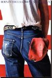 Bruce Springsteen - Born In The Usa - Şasili Gerilmiş Tuvale Reprodüksiyon