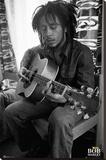 Bob Marley - Guitar Płótno naciągnięte na blejtram - reprodukcja