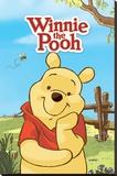 Winnie The Pooh (Pooh) Stampa su tela