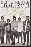 Bring Me The Horizon - Star Stretched Canvas Print