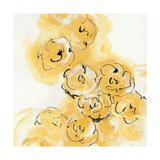 Yellow Roses Anew II v.2 Plakat af Chris Paschke