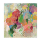 Colorful Garden III Print by Silvia Vassileva