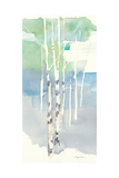 Aspens Panel I Giclée-Premiumdruck von Avery Tillmon
