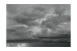Luminous Clouds II BW Prints by Linda Omelianchuk