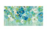 Spring Aroma I White Flowers Art by Silvia Vassileva