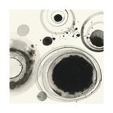 Planetary IV Premium Giclee Print by Shirley Novak
