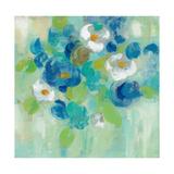 Spring Aroma III White Flowers Prints by Silvia Vassileva