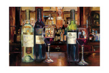 Reflection of Wine Prints by Marilyn Hageman