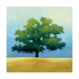 Under the Oak I Poster by Julia Purinton