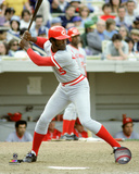 George Foster 1978 Action Photo