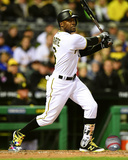 Starling Marte 2016 Action Photo
