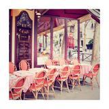 Café le Dôme Posters by Laura Marshall