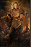 Vigo the Carpathian Art Print Poster Stretched Canvas Print