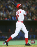 George Foster 1980 Action Photo