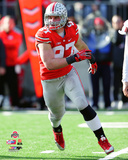 Joey Bosa Ohio State Buckeyes 2014 Action Photo