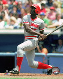 George Foster 1981 Action Photo
