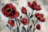 Floral Simplicity Prints by Silvia Vassileva