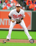 Manny Machado 2016 Action Photo