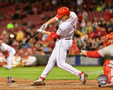 Joey Votto 2016 Action Photo