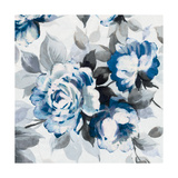 Scent of Roses Indigo III Posters by Wild Apple Portfolio